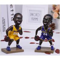 Buy cheap 2018 Student Graduation Gift NBA Basketball Star Kobe Creative Resin Crafts Decoration On Hot Sale from wholesalers