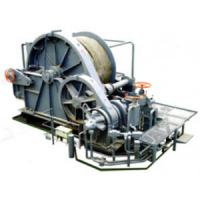 Mooring winch for offshore oil platform hydraulic marine windlass