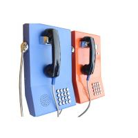 Buy cheap Outdoor Auto Dial Emergency Phone Waterproof With Storage Number from wholesalers