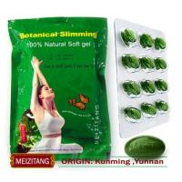 Buy cheap Factory Supply Natural Botanical Slimming Capsule Green Soft Gel Weight Loss Capsules from wholesalers