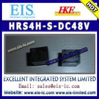 Buy cheap HRS4H-S-DC48V - HKE IC - PCB Power Relays product