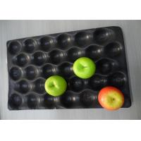 Buy cheap Disposable Apple Blister Packaging Tray With Compartments , FDA Approved from wholesalers