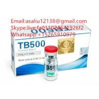 Buy cheap Tb 500 Raw Steroid Powder HGH Human Growth Hormone Peptides For Bodybuilding from wholesalers