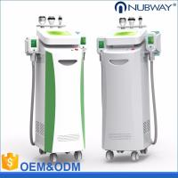 Buy cheap Professional cryolipolysis system air pressure body slimming for whole body cryo liposuction machine from wholesalers