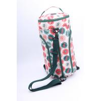 Buy cheap Wholesale Price Large capacity overnight bag with beautiful flower printing from wholesalers