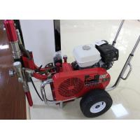 Buy cheap Hydraulic Piston Pump Professional Paint Sprayer / Gas Airless Paint Sprayer from wholesalers
