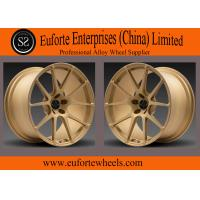 Buy cheap OEM Jaguar X-Type 18 Inch Alloy Wheels Forged Rims One Piece from wholesalers