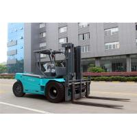 Buy cheap Battery Operated Electric Forklift Truck , Industrial 12 Ton / 10 Ton Electric Forklift from wholesalers