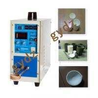 Buy cheap 15KW High Frequency Induction Heating Machine  as Induction Furnace Melting jewelry from wholesalers