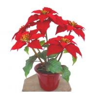 Buy cheap Drilling metal rose branches from wholesalers