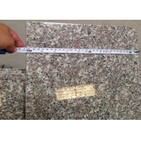 Buy cheap Flamed Polished Honed G636 Granite Square Tiles from wholesalers