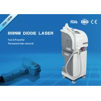 CE Approved 808nm Diode Laser Hair Removal Machine Macro Channel Laser