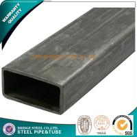 Buy cheap Construction Welded Rectangular Steel Tubing ASTM A500 BS1387 High Tensile from wholesalers