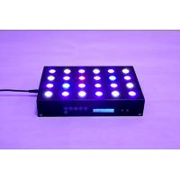 Buy cheap Programmable led aquarium reef lighting with full spectrum,two channels intelligent led aquarium light program dimming from wholesalers