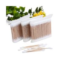 Buy cheap Hygienical Safe Medical Cotton Swab Eco Friendly Recyclable Materials product