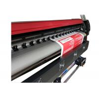 Buy cheap 1.6m Entry Level Wide Format Color Inkjet Printer Eco Solvent Vinyl Printing Machine from wholesalers