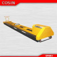 Buy cheap Cosin CZP168 hydraulic asphalt paver from wholesalers