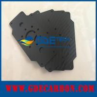 Buy cheap Customer drawing carbon fiber cnc from wholesalers