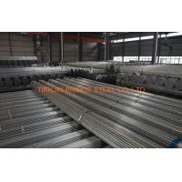 Buy cheap Q215 16Mn SS400 Pre Galvanized Steel Pipe For Gas , Water Delivery Pipe from wholesalers