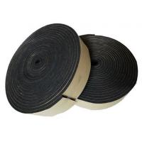 Buy cheap Non - Toxic Adhesive Foam Sealing Tape Rubber Strips For Door / Window Seal from wholesalers