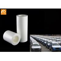 Buy cheap Size Customized Automotive Protective Film For Cars Body Scratch / UV Resistance from wholesalers