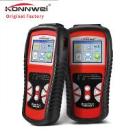Buy cheap Portable Engine Diagnostic Analyzer / Kw830 Code Readers And Scan Tools from wholesalers