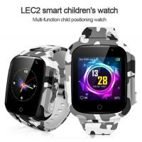Buy cheap smartwatch gps tracker for kids 1.3inch 600mah smart watch kids gps watch kids smart watch phone from wholesalers