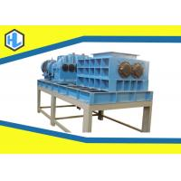 90kw Motor Power Wood Waste Shredder Machine With 30*80 Mm Discharge Size
