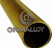 Buy cheap ASTM Standard C72900 Copper Based Alloys Brass Tube / Pipe For Water Heater from wholesalers