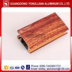 Buy cheap Wood grain printing window and door aluminium profile China top manufacturer from wholesalers