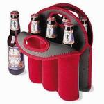 beer sleeve cooler 6 pack