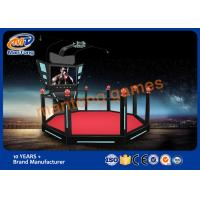 Buy cheap Good Performance Flight World Simulator , Virtual Reality Running Platform from wholesalers