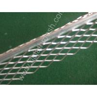 Buy cheap Hot Galvanized Drywall Inside Corner Bead 2700mm Length With Diamond Mesh Wings from wholesalers