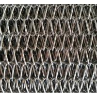 Buy cheap Iron Balance Weave Spiral Wire Mesh Conveyro Belt For Oven , Food Drying , Cooking , Freezing from wholesalers