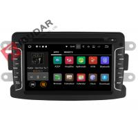 Buy cheap Built In GPS Android Auto Car Stereo Android Auto Car Deck For Dacia / Duster / from wholesalers