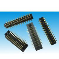 Buy cheap Male Header 0.5A 2.00mm Pitch PA9T 26P Card Edge PCB Connector from wholesalers
