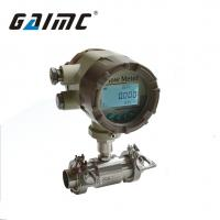 Buy cheap GTF400 Tri-Clamp Sanitary Turbine flow meter for food industry from wholesalers