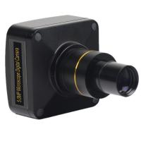 Buy cheap High quality CMOS Chip 5.0Mp digital camera/Microscope digital camera/ 5.0MP USB digital camera from wholesalers