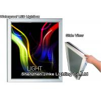 Buy cheap Double Side Photo Picture Frame Slim LED Light Box With Acrylic Pannel from wholesalers