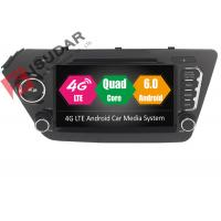 Cortex A53 Octa Core Kia Android Car DVD Player With Gps And Bluetooth For RIO /