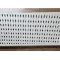 Buy cheap Outdoor Decorations Stainless Steel Perforated Metal Mesh 0.8-100mm Hole Dir from wholesalers
