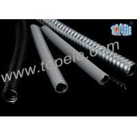 Buy cheap Water Proof Liquidtight Conduit Tube PVC - Coated / Jacketed Steel product