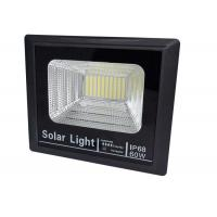 Buy cheap 60 Watts Solar High Power LED Floodlight Re - Chargeable Energy Saving from wholesalers