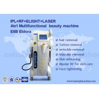 Buy cheap 110V Laser Tattoo Removal Machine / Permanent Hair Removal Machines Home Use from wholesalers
