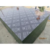Buy cheap KINGPLUS FILM FACED PLYWOOD ,Top quality Brown film faced plywood For Sale in china/18mm f from wholesalers