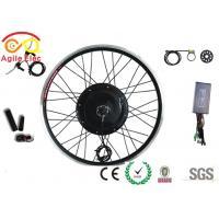 High Power 48V 1000W Hub Motor Kit For Off Road Electric Bike 6s / 7s Freewheel