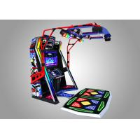 Buy cheap 47 Inch Revolution Rhythm Simulator Game Machine / Music Dance Machine from wholesalers