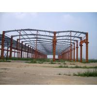 Buy cheap Custom Fabricated Conventional Structural Prefabricated Steel Pre-Engineered Building from wholesalers
