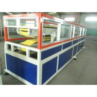 Buy cheap Bulletin Board Plastic Profile Extrusion Line With Polishing Machine from wholesalers