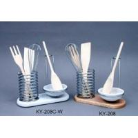 China Kitchenware Tidy and Spoon Rack on sale
